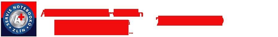 A+ Notebook servis Zlín – servis počítačů Zlín, oprava notebooků, oprava PC, Apple iPhone servis Zlín
